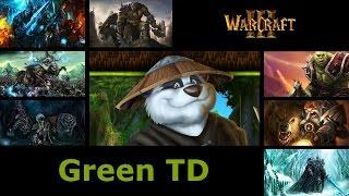 warcraft 3 green td