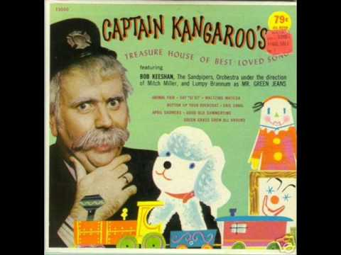 Captain Kangaroo - Erie Canal   track 3 of 8