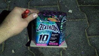 Weco Decathlon - 10 Schuss Feuerwerksbatterie