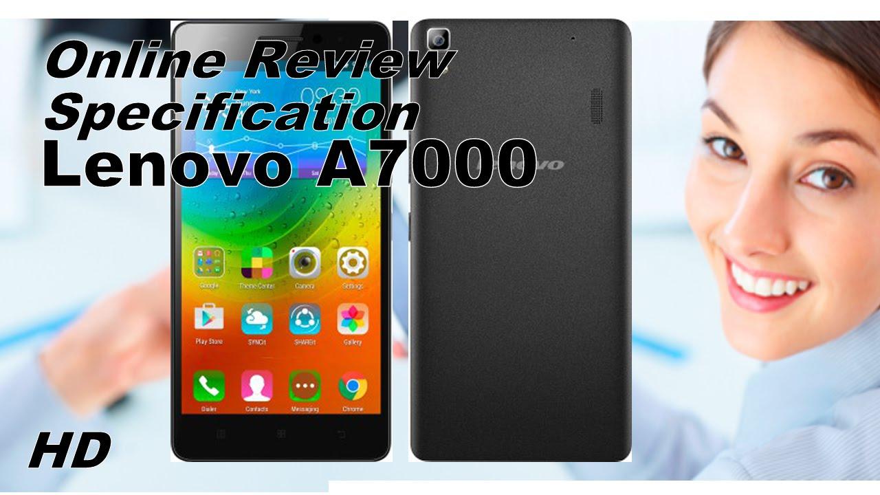 Smartphone Lenovo A7000: description, specifications, reviews 16