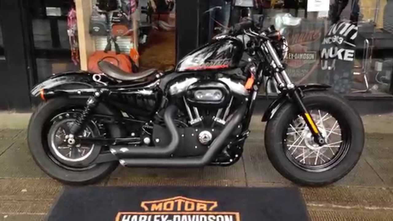 Harley Davidson: 2010 HARLEY-DAVIDSON SPORTSTER FORTY-EIGHT 48 @ West Coast