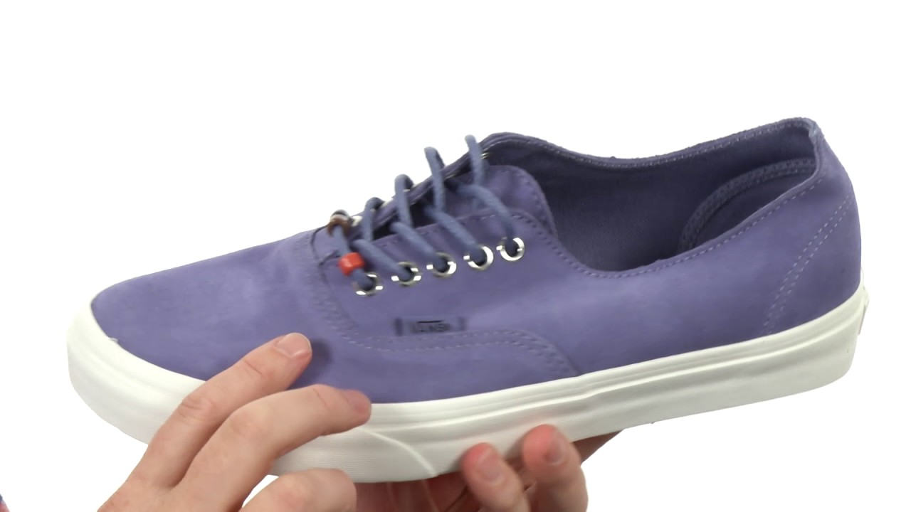 f413969c8a99 Vans Authentic Decon SKU 8712566 - YouTube