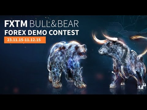 FXTM BULL & BEAR Forex Demo Contest
