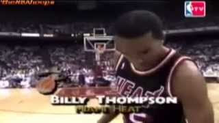 Billy Thompson - 1990 NBA Slam Dunk Contest