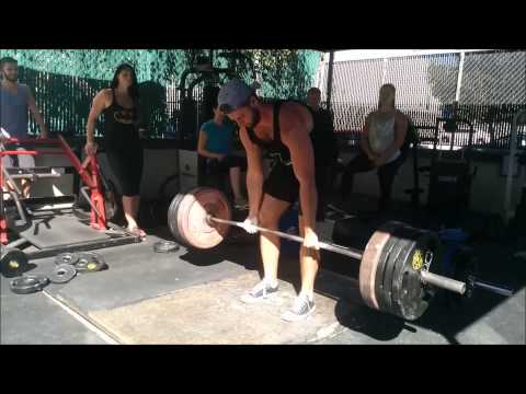 405 Deadlift