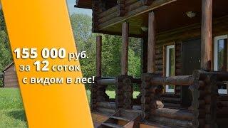 видео Продажа земельных участков в Петушинском районе, Купить участок без подряда ИЖС недорого