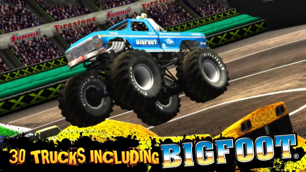 Monster Truck Destruction Racing Games Videos Games For Kids Girls Baby Android Youtube