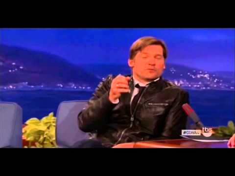 Nikolaj Coster-Waldau Confirms Duck Means Nothing on Conan