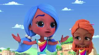 Rainbow Rangers Watch Today on Nick Jr. 3p/2c  Ride Rangers Ride!