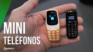 Así es el TELÉFONO MÁS PEQUEÑO del MWC 2018
