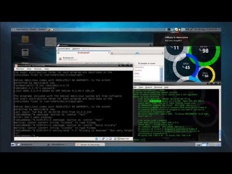 309 - Creating Notification Windows on Your LAN Computers - #Cat5TV Category5TV