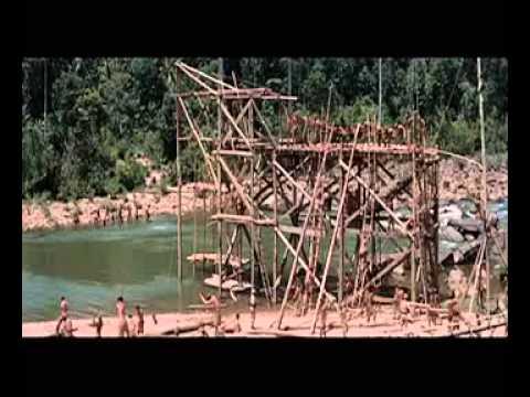 The Bridge on the River Kwai  Movie Trailer 1957  William Holden, Alec Guinness, Jack Hawkins
