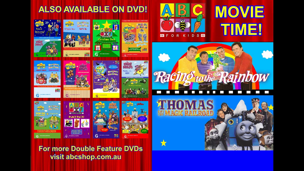 ABC For Kids Movie Time