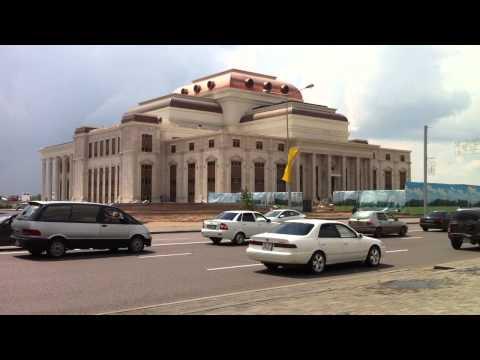 New Astana Opera Building, Astana Kazakhstan
