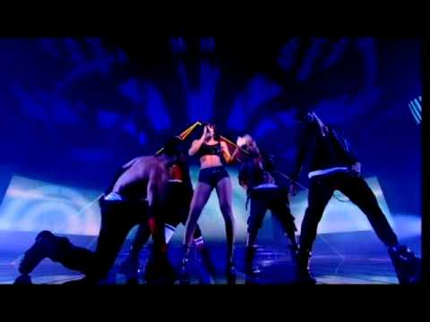 Kelly Rowland - Medley - The X Factor UK   Semi-Final Results Show