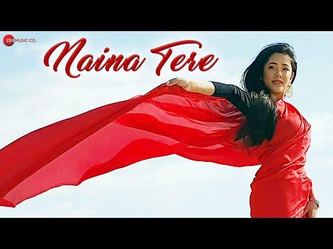 Naina Tere - Official Music Video | Alok Desai | Angshu Pradhan & Anuriya Pradhan | Saurabh Shukla