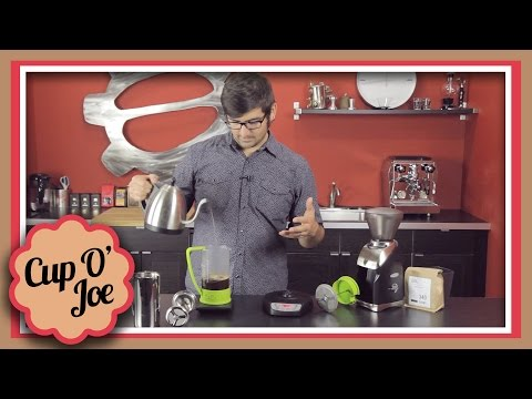 Tips & Tricks For Great French Press Coffee   Cup O' Joe