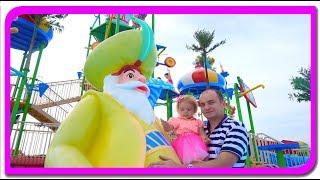 Aladin!  Cautam surprize in piscina lui Aladin  Anabella Show