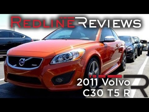 Auction Report: 2011 Volvo C30 T5 R-Design Walkaround and Review