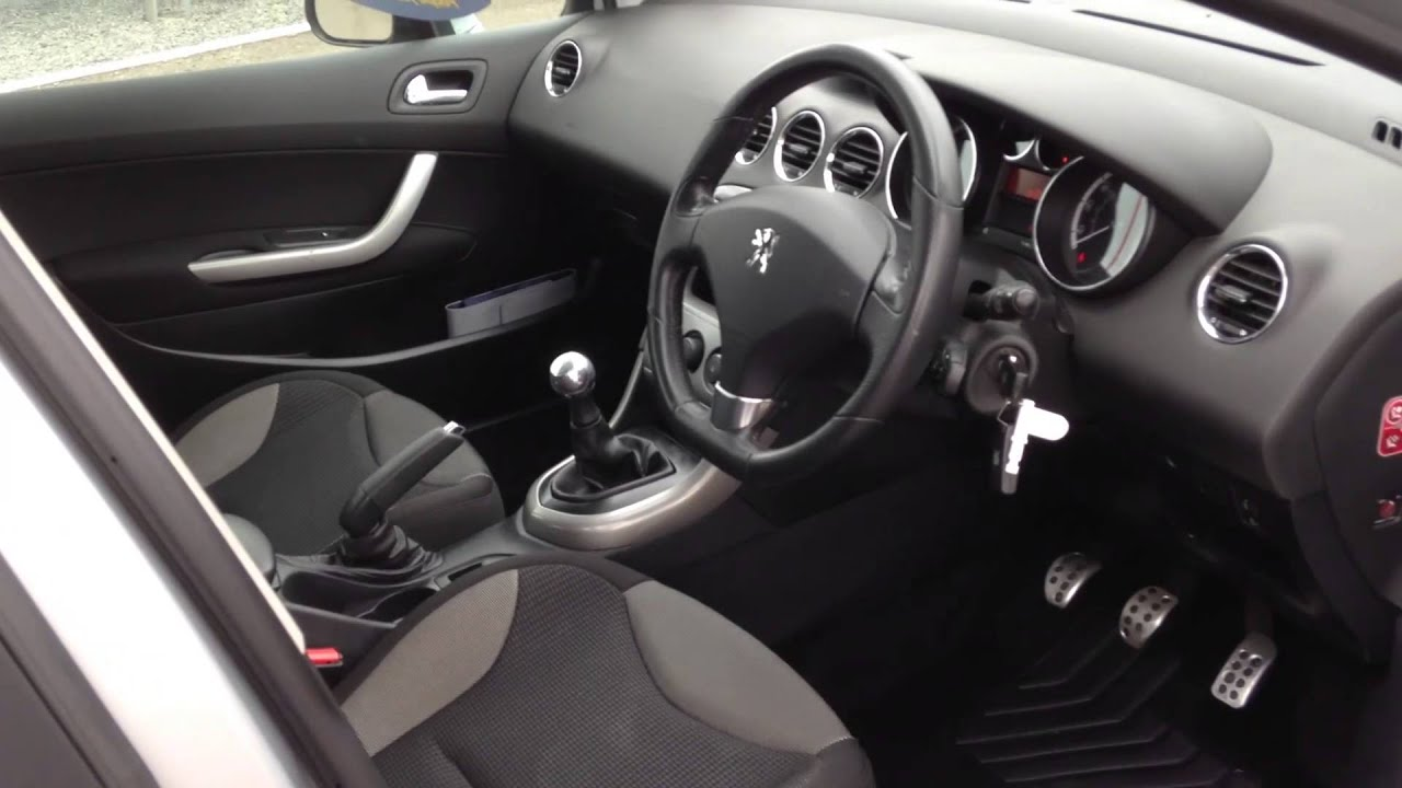 2011 Peugeot 308 5 Door 1 6 Vti 120 Sportium P3 Wkp At St Peters Peugeot Worcester Youtube