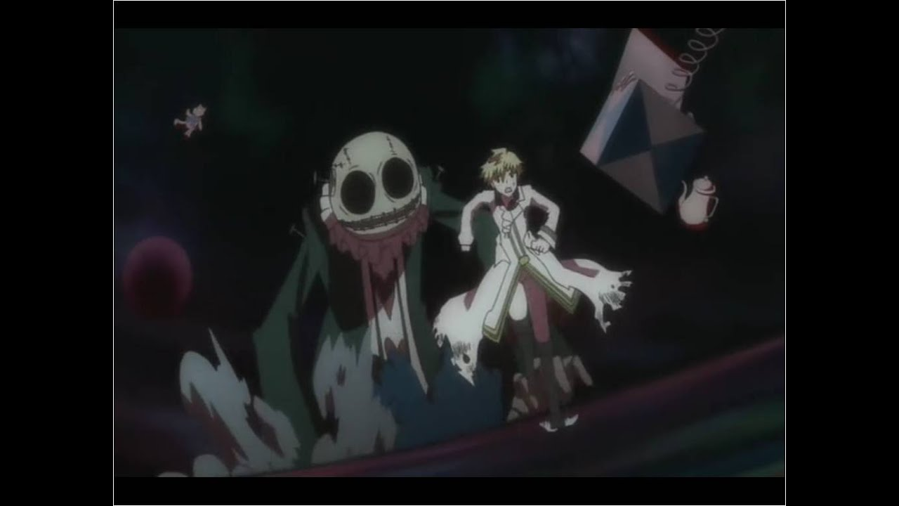 PandoraHearts -- Episode 3 -- Nightmare Before Christmas!? Anime ...