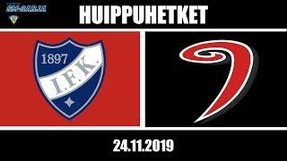 Huippuhetket 2019 - 2020: HIFK vs JYP