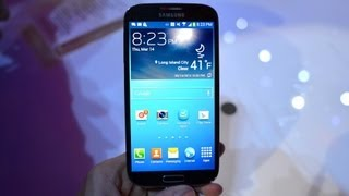 Samsung Galaxy S4 Hands On!