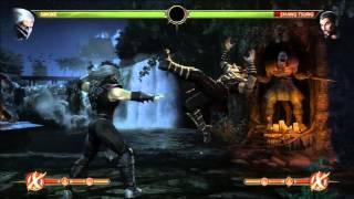 Mortal Kombat 9 - Smoke Combo Compilation