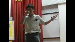 Tiếng trống Paranung - Hảo Hảo (Tiếng hát sinh viên Kiến trúc lần 6 - 4/2008 :)