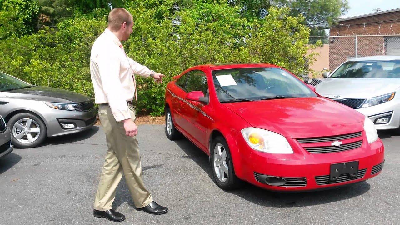 2006 Chevy Cobalt 1 Kia Dealer In NC for 2013 Winston Salem