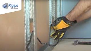 Elektroinstalace v sádrokartonu