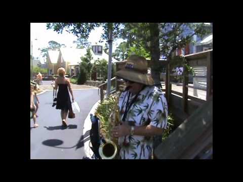 Rio De Janeiro Blue - Tenor Sax - Randy Sherwood Plays Randy Crawford Cover