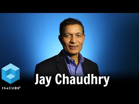 Jay Chaudhry, Zscaler   CUBE Conversations July 2017
