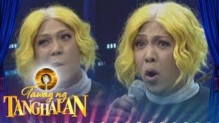 """Tawag Ng Tanghalan: Vice Ganda's hugot on the question, """"Bakit tayo iniiwan?"""""""