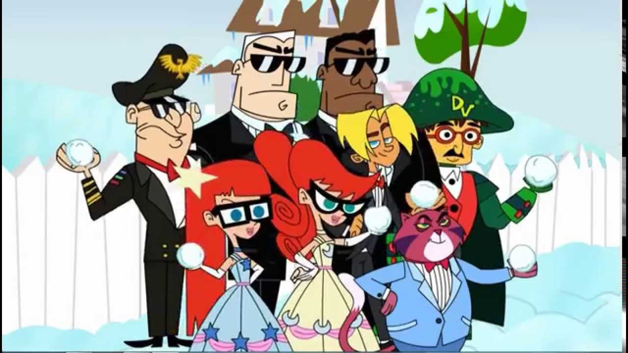 Johnny Test Johnny S First Annual Snowball 81b Youtube