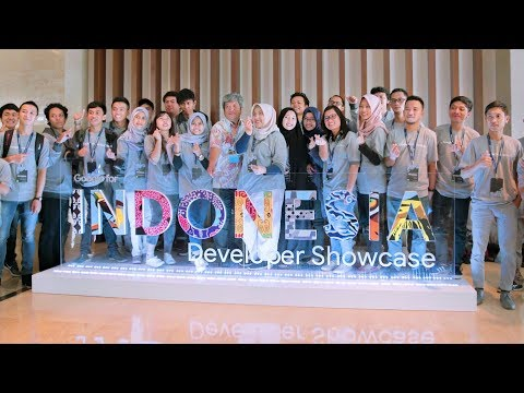Google 4 Indonesia Developer Showcase
