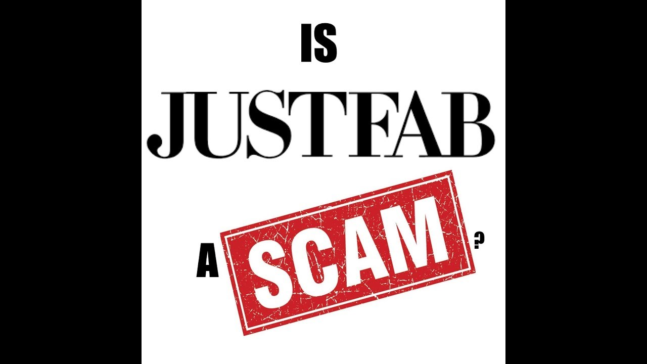 Is Just Fab a SCAM?! - YouTube