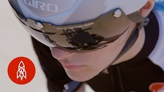 This 15-Year-Old Beat a Rare Disease to Become a Competitive Cyclist