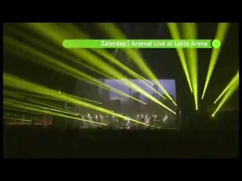 Arsenal - Furu Release Show At Lotto Arena (trailer)