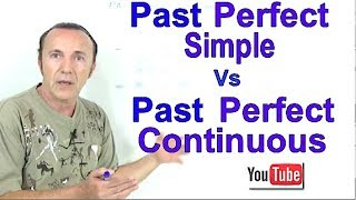 INGLÉS. Past Perfect Simple Vs Past Perfect Continuous