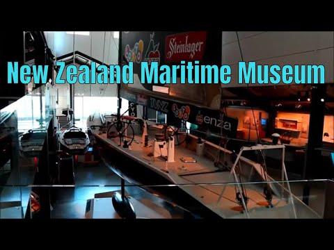 New Zealand Maritime Museum, Auckland CBD