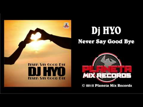 Dj HYO - Never Say Good Bye (Radio Edit)