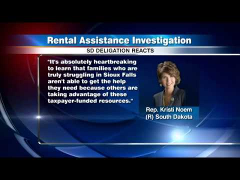 SD Congressional Delegation Reacts To Rental Assistance Investigation