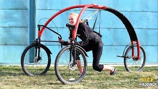 Необычные велосипеды с Aliexpress, от которых ты офигеешь / БЕЗУМНЫЕ ВЕЩИ С АЛИЭКСПРЕСС + КОНКУРС
