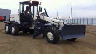 Автогрейдер ГС-14.02 BARS(, 2015-02-03T06:24:53.000Z)