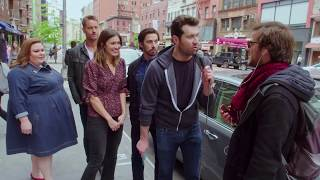 BILLY ON THE STREET: THIS IS US!