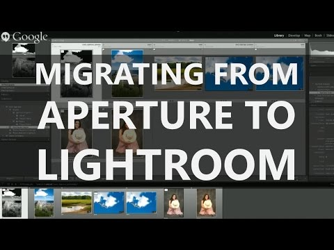 TheFIX Episode 030: Aperture to Lightroom with Gene McCullagh