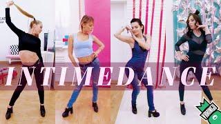 4 Girls Dance For You • Intime High Heels Dance Choreo 360 Vr Video Vrkings