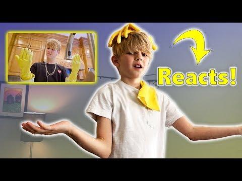 MiniMattyB Reacts: Life Is Unfair (MattyBRaps)