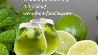 How To Make Mint Juice?
